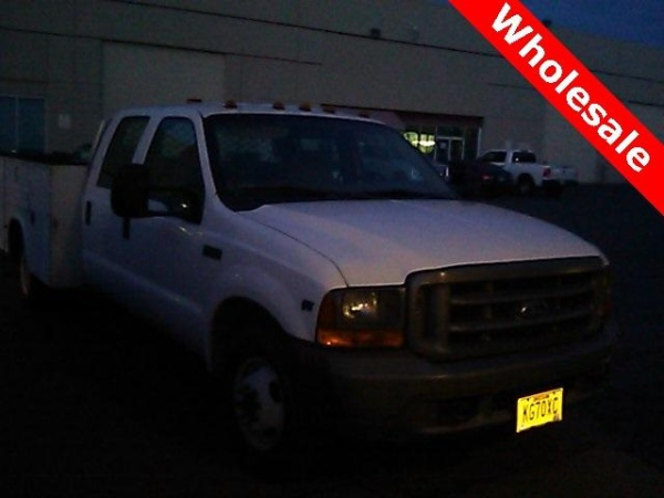 2001 Ford Super Duty F-350 Chassis Cab in Salem, OR