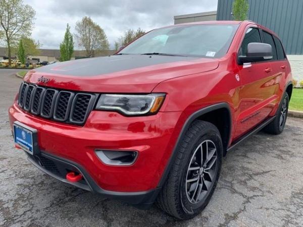 2017 Jeep Grand Cherokee in Salem, OR