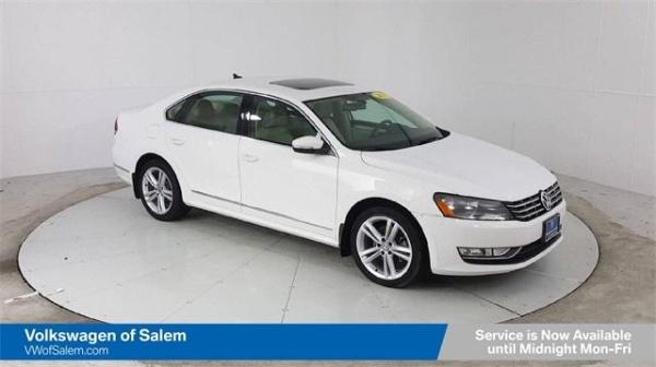 2013 Volkswagen Passat in Salem, OR