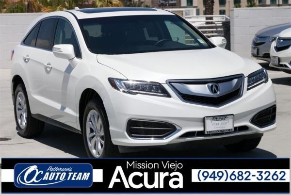 2017 Acura RDX in Mission Viejo, CA