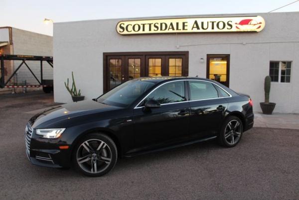 2017 Audi A4 In Scottsdale Az