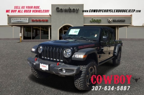 2020 Jeep Gladiator in Cheyenne, WY