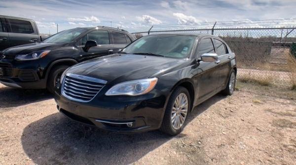 2012 Chrysler 200 in Cheyenne, WY