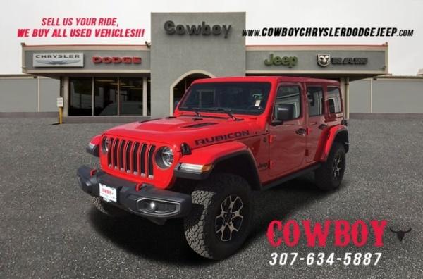 2019 Jeep Wrangler in Cheyenne, WY