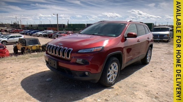 2014 Jeep Cherokee in Cheyenne, WY