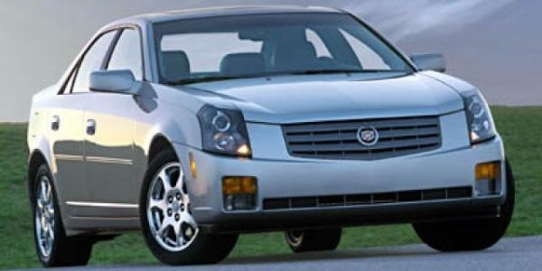 2007 Cadillac CTS Standard