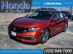 2019 Honda Civic EX Sedan CVT for Sale in San Angelo, TX