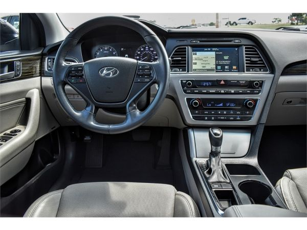 2017 Hyundai Sonata in San Angelo, TX