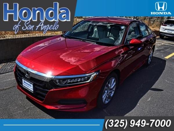 2019 Honda Accord in San Angelo, TX