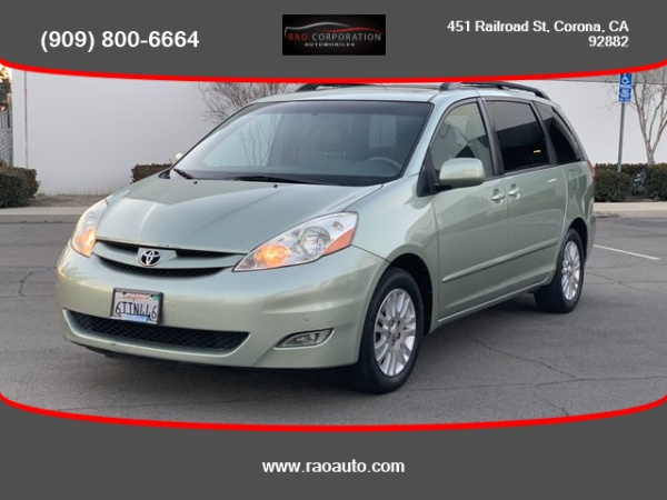 Used 2010 Toyota Sienna for Sale in Whittier, CA | U S  News