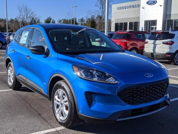 2020 Ford Escape in South Boston, VA