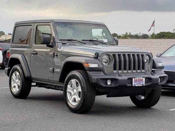 2019 Jeep Wrangler in Carlsbad, CA