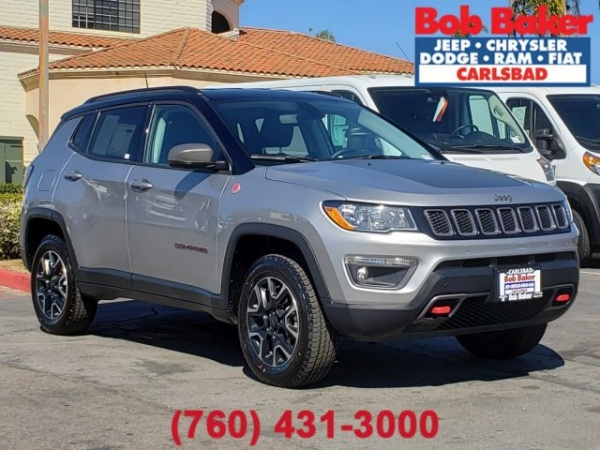 2019 Jeep Compass in Carlsbad, CA