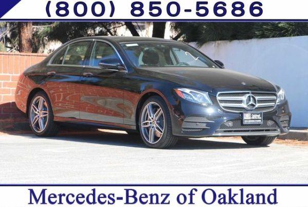 2020 Mercedes-Benz E-Class in Oakland, CA