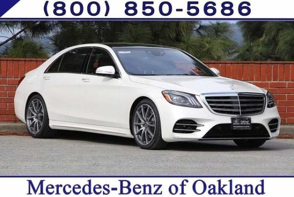 2019 Mercedes-Benz S-Class in Oakland, CA