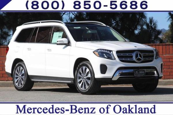 2019 Mercedes-Benz GLS in Oakland, CA