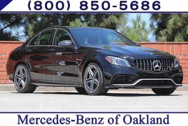 2019 Mercedes-Benz C-Class in Oakland, CA