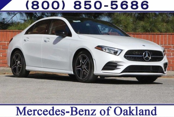 2019 Mercedes-Benz A-Class in Oakland, CA