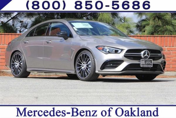 2020 Mercedes-Benz CLA in Oakland, CA