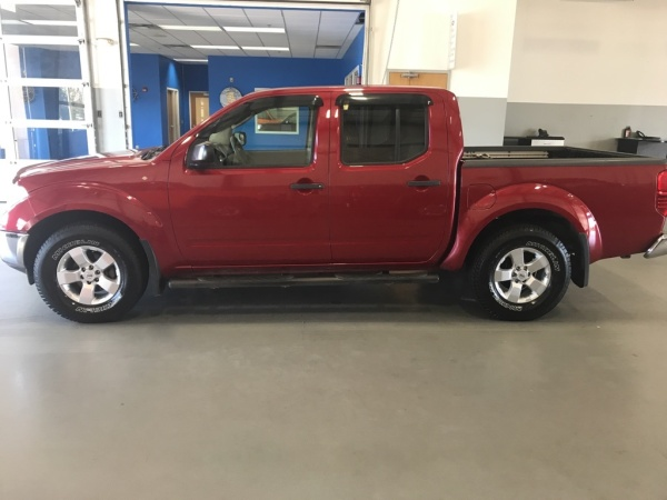 2009 Nissan Frontier Se Crew Cab 2wd Auto Swb For Sale In