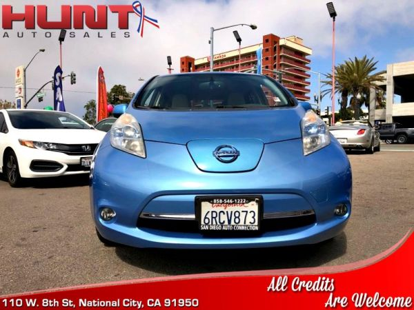 Nissan National City >> 2011 Nissan Leaf Sl E For Sale In National City Ca Truecar