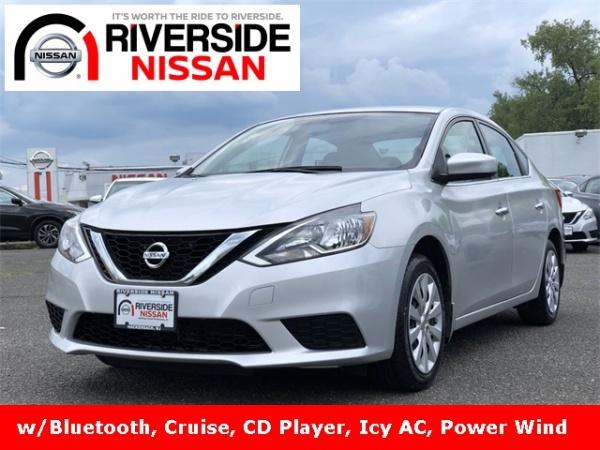 2017 Nissan Sentra in Hackensack, NJ