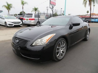 2010 Infiniti G G37 Base Convertible Rwd Automatic For In San Go Ca
