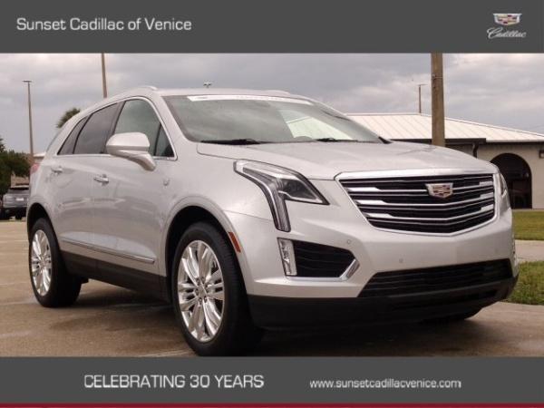 2019 Cadillac XT5 in Venice, FL