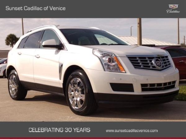 2016 Cadillac SRX in Venice, FL