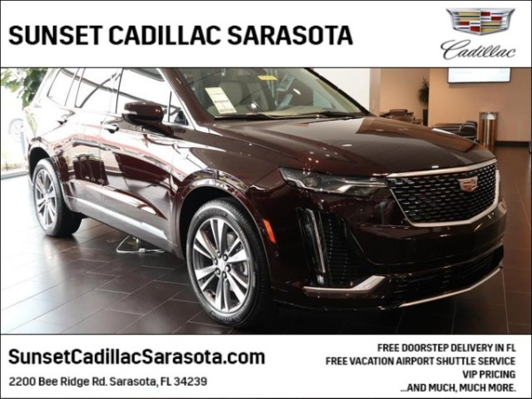 2020 Cadillac Xt6 Premium Luxury Fwd For Sale In Sarasota Fl Truecar