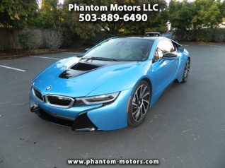 Used Bmw I8 For Sale In Vancouver Wa 6 Used I8 Listings In