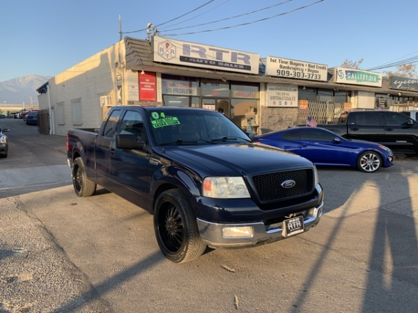 2004 Ford F-150 in UPLAND, CA