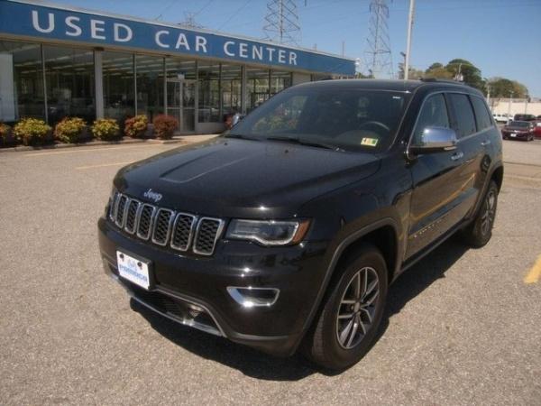 2017 Jeep Grand Cherokee in Newport News, VA