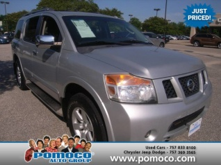 Used 2010 Nissan Armada SE 4WD For Sale In Newport News, VA