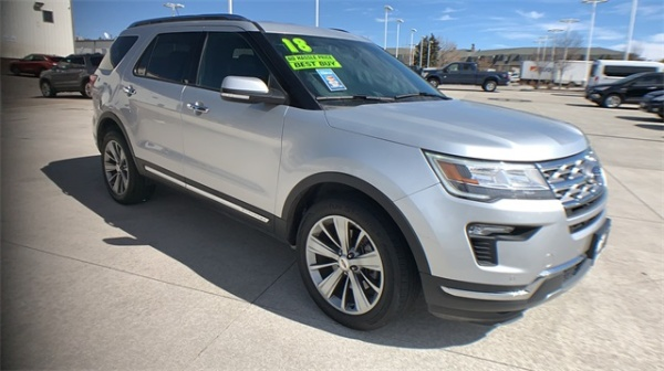 2018 Ford Explorer in Aurora, CO