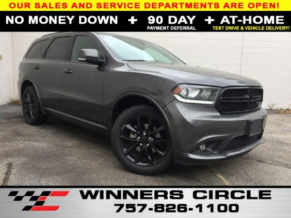 2017 Dodge Durango in Hampton, VA