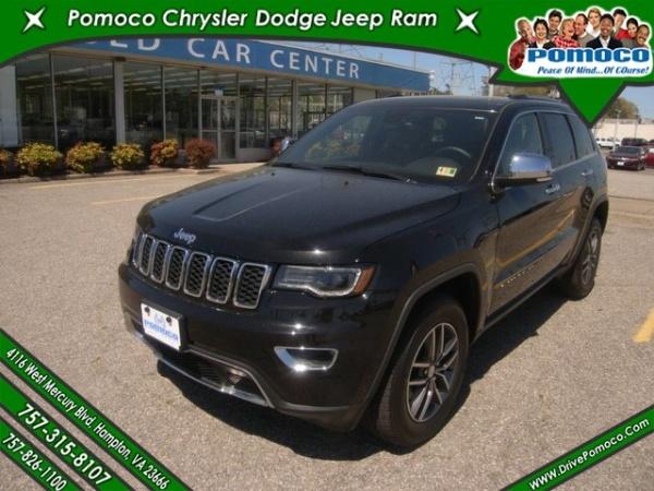 2017 Jeep Grand Cherokee in Hampton, VA