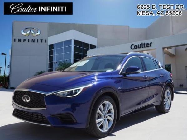 2018 Infiniti QX30