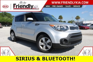 Great Used 2018 Kia Soul Base Automatic For Sale In New Port Richey, FL