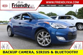 Used 2017 Hyundai Veloster Base DCT For Sale In New Port Richey, FL