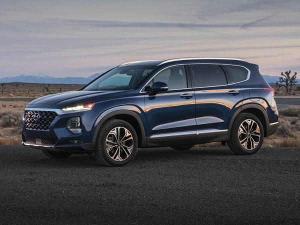 2020 Hyundai Santa Fe in Centennial, CO