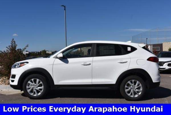 2020 Hyundai Tucson in Centennial, CO