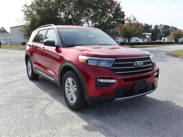 2020 Ford Explorer in Augusta, GA