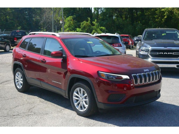 2020 Jeep Cherokee in Rocky Mount, NC