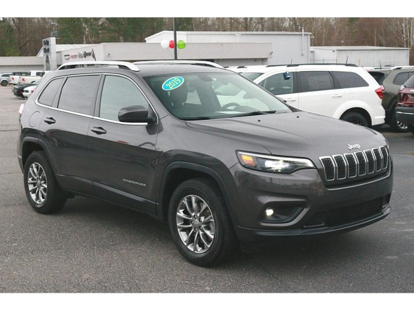 2019 Jeep Cherokee in Rocky Mount, NC