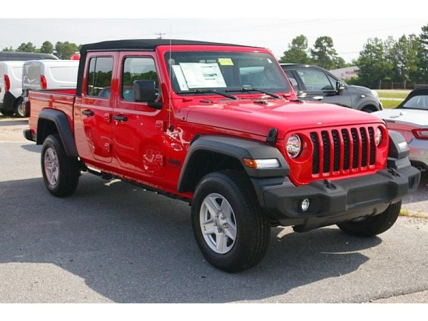 2020 Jeep Gladiator in Rocky Mount, NC