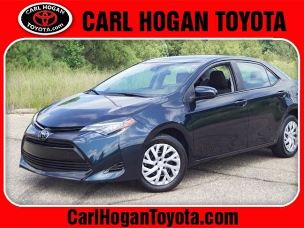 2018 Toyota Corolla in Columbus, MS