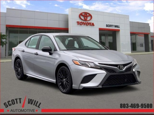 2020 Toyota Camry in Sumter, SC