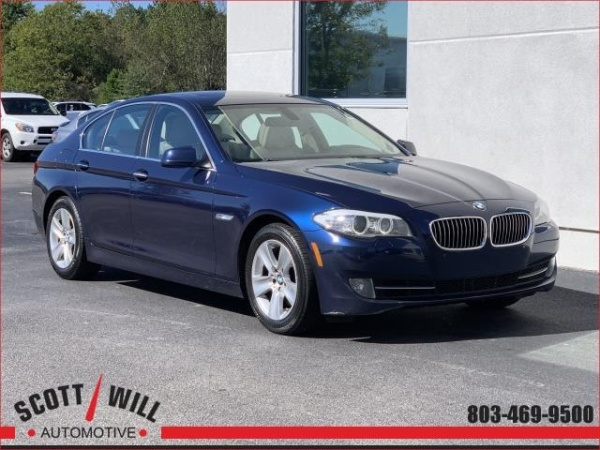 2012 BMW 5 Series in Sumter, SC