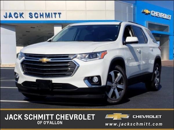 2019 Chevrolet Traverse in O'Fallon, IL